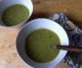 Broccoli leek soup – Póréhagymás brokkolikrémleves