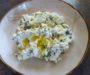 Goat cheese-garlic spread – Fokhagymás kecskesajtkrém